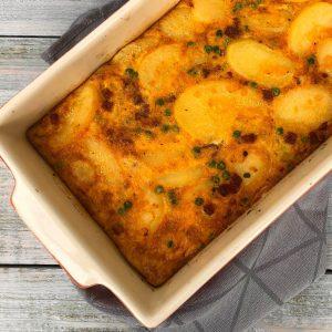 tapas - aardappeltortilla